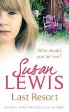 Lewis, S: Last Resort