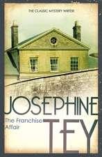 Tey, J: The Franchise Affair