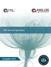 ITIL Service Operation - German Translation