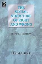 The Social Structure of Right and Wrong, Revised Edition:  Underlying Physical Problems