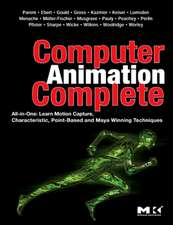 Computer Animation Complete: All-in-One: Learn Motion Capture, Characteristic, Point-Based, and Maya Winning Techniques
