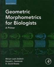 Geometric Morphometrics for Biologists: A Primer