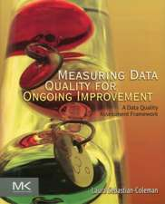 Measuring Data Quality for Ongoing Improvement: A Data Quality Assessment Framework
