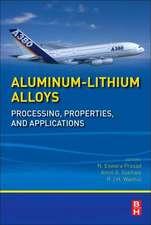 Aluminum-Lithium Alloys
