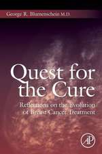Quest for the Cure: Reflections on the Evolution of Breast Cancer Treatment