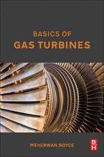Basics of Gas Turbines
