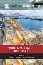 Modelling Freight Transport