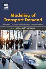 Modeling of Transport Demand