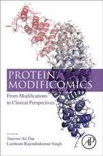 Protein Modificomics