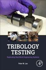 Tribology Testing