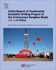 Continental Scientific Drilling Project of the Cretaceous Songliao Basin (SK-1) in China