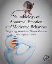 Neurobiology of Abnormal Emotion and Motivated Behaviors: Integrating Animal and Human Research
