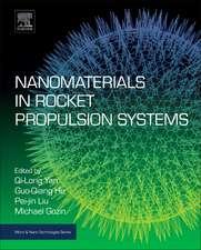 Nanomaterials in Rocket Propulsion Systems