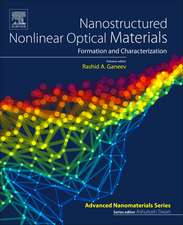 Nanostructured Nonlinear Optical Materials: Formation and Characterization