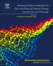 Advanced Nanomaterials for Electrochemical-Based Energy Conversion and Storage