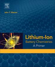 Lithium-Ion Battery Chemistries