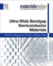 Ultra-wide Bandgap Semiconductor Materials