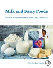 Milk and Dairy Foods