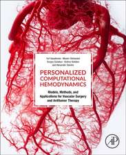 Personalized Computational Hemodynamics