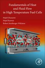 Fundamentals of Heat and Fluid Flow in High Temperature Fuel Cells
