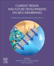Current Trends and Future Developments on (Bio-) Membranes: Membranes in Environmental Applications