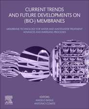 Current Trends and Future Developments on (Bio-) Membranes: Membrane Technology for Water and Wastewater Treatment - Advances and Emerging Processes