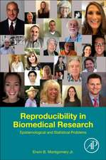 Reproducibility in Biomedical Research