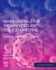 Nanomaterials for Theranostics and Tissue Engineering: Techniques, Trends and Applications