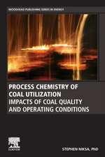 Process Chemistry of Coal Utilization
