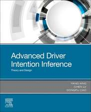 Advanced Driver Intention Inference: Theory and Design