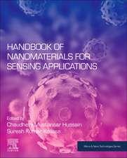 Handbook of Nanomaterials for Sensing Applications