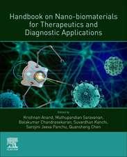 Handbook on Nano-biomaterials for Therapeutics and Diagnostic Applications