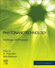 Phytonanotechnology: Challenges and Prospects
