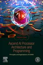 Ascend AI Processor Architecture and Programming