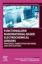 Functionalized Nanomaterial-Based Electrochemical Sensors