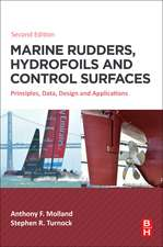 Marine Rudders, Hydrofoils and Control Surfaces