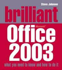 Brilliant Office 2003