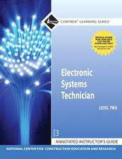 Annotated Instructor's Guide for Electronic Systems Technician Level 2 Trainee Guide