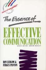 Essence Effective Communication