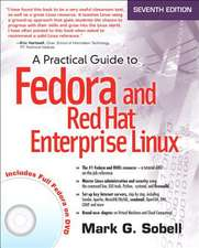 A Practical Guide to Fedora and Red Hat Enterprise Linux [With DVD]:  A Sociological Perspective