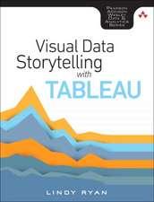 Information Visualization in Tableau