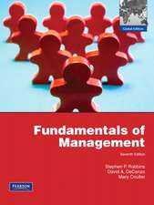 Fundamentals of Management: Global Edition