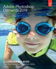 Adobe Photoshop Elements 2019 Classroom in a Book.