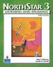 Northstar, Listening and Speaking 3 (Student Book Alone):  Intro & Research Nav Pkg