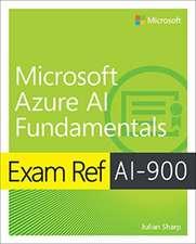 Exam Ref AI-900 Microsoft Azure AI Fundamentals
