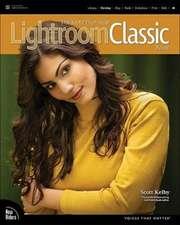 Adobe Photoshop Lightroom Classic Book