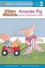 Amanda Pig and Her Big Brother Oliver:  Level 2
