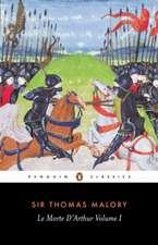 Le Morte D'Arthur Volume 1