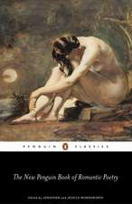 The Penguin Book of Romantic Poetry