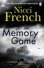 The Memory Game: With a new introduction by Sophie Hannah
